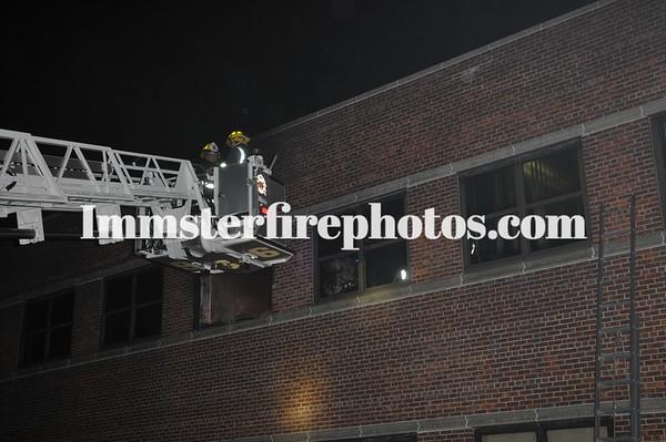 HICKSVILLE FD LIPA OFFICE FIRE 10-26-10