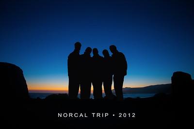 Northern Cal Trip 2012