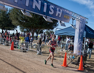 Tucson Marathon 2011