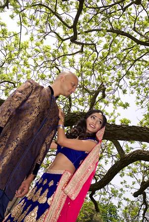 Vinod and Raksha