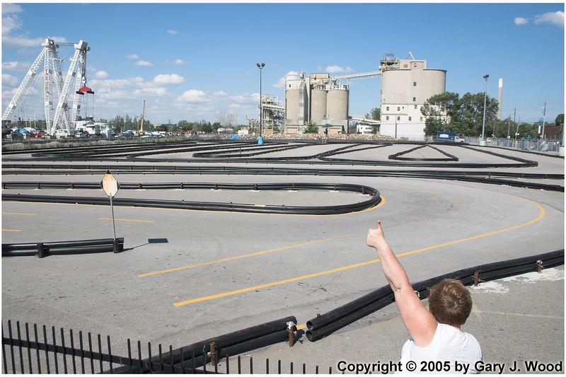 Go-Karts at The Docks