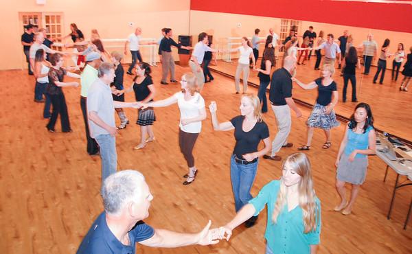 20150709 - West Coast Swing in Norwalk, CT