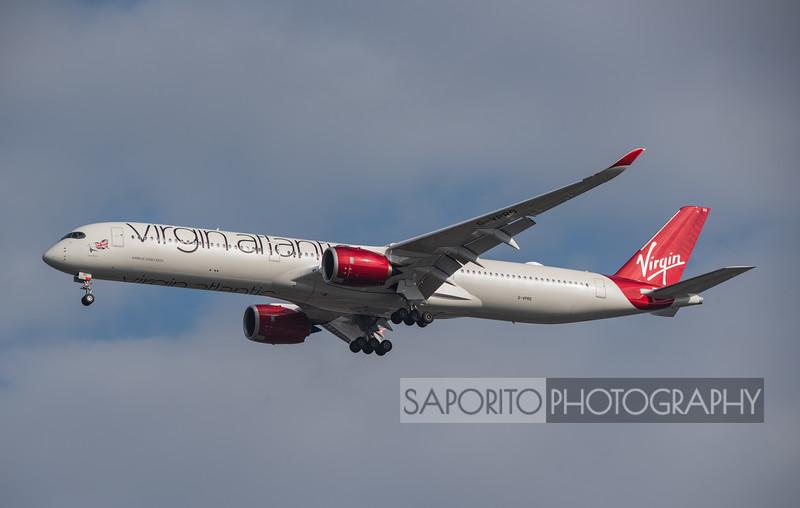 Virgin Atlantic A350-1041