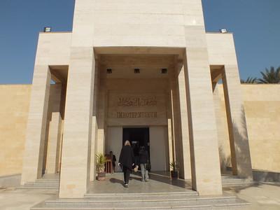 The Pyramid of Djoser, or Step Pyramid