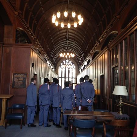 Cadets Visit the University of Richmond