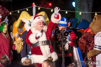 Santa & The Tree Lighting (2018)