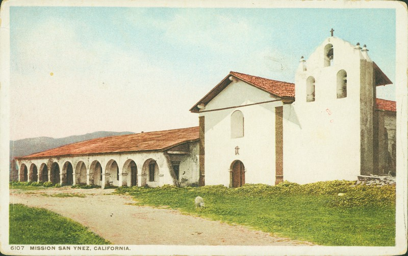 Mission San Ynez