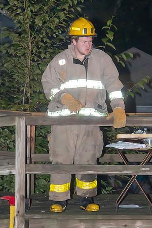2 Alarm House Fire - Mccarthy Ave, Leicester, MA - 9/22/18
