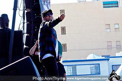 Manic Hispanic - Punk Rock Bowling 2011 Music Festival - Fremont Street - Las Vegas, NV - May 30, 2011