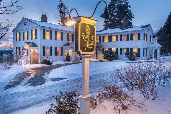 Swift House Inn 2014  - Credit Beth Campbell