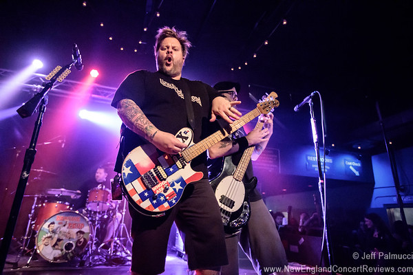 Bowling for Soup at the Brighton Music Hall - Boston, MA
