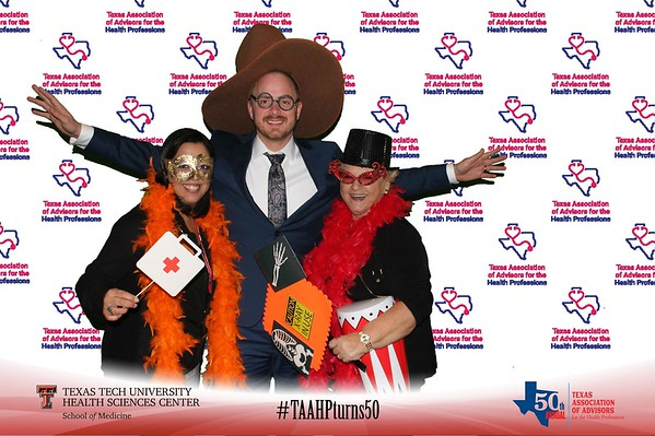 TAAHP 50th - TTUHSC