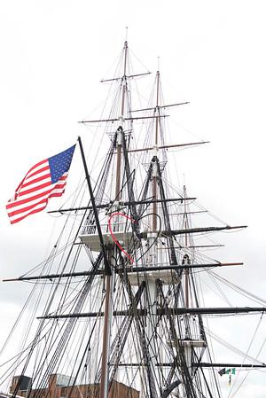 BOSTON - USS CONSTITUTION