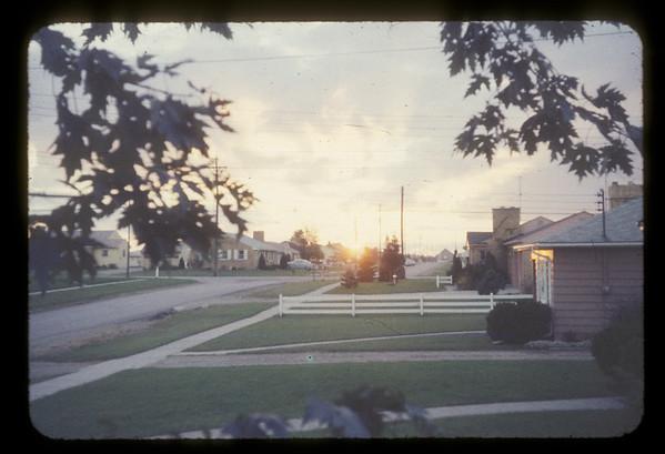 1960 Summer Fall