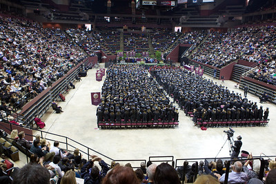 FSU Graduation - Brooke
