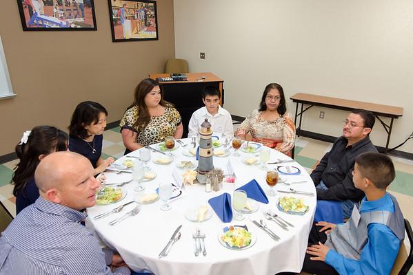 Coakley Top 12 Banquet 2014
