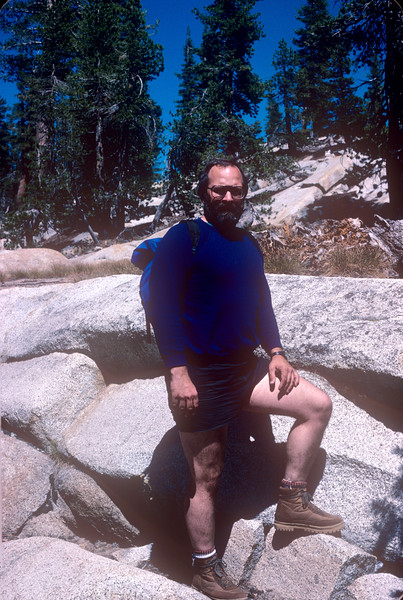 1985-07 Yosemite John to May Lake.jpg