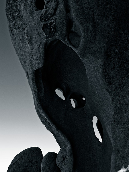 #19 'Wind Blown Rocks' by Durbanite. 9/30/07. Olympus 500. ISO 100 17mm f/7.1 0.008sec