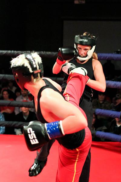 Hannah Masterton vs Jen Dick
