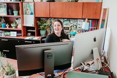 Emily Kebert Porter Graham Staff Excellence Award