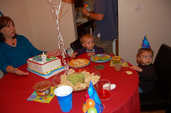 Evan's 2nd Birthday Celebration