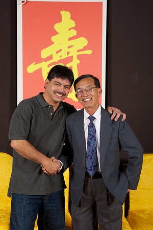 Sifu Ben's 70th Birthday Celebration