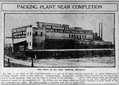 Meat Packing: Salt Lake City