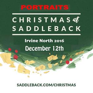 Sunday 12/04/16 Christmas Portraits