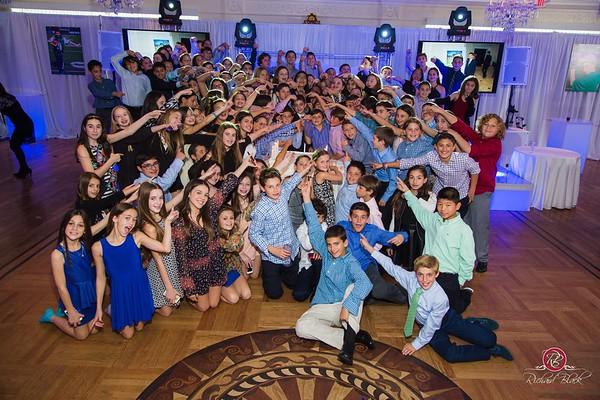 Carltun Bar Mitzvah Pictures 2018
