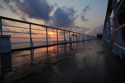Day at Sea Mar 23