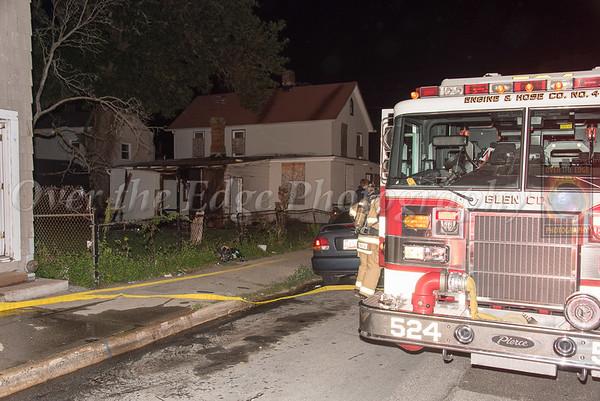 Glen Cove House Fire 09/07/2017