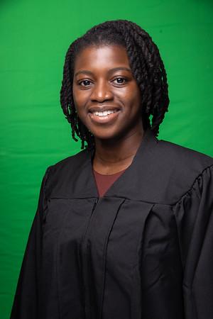 Michele's Grad Photos