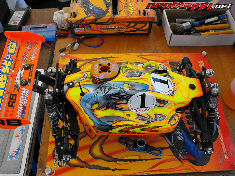 Rd 4 French Nationals
