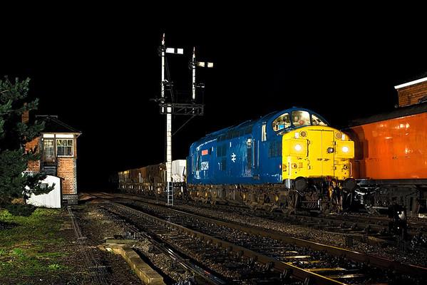 Gloucestershire & Warwickshire Railway (15/03/2008)
