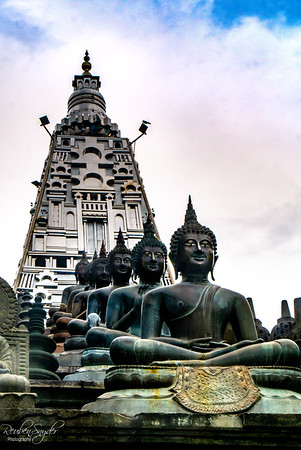 Temples, Colombo
