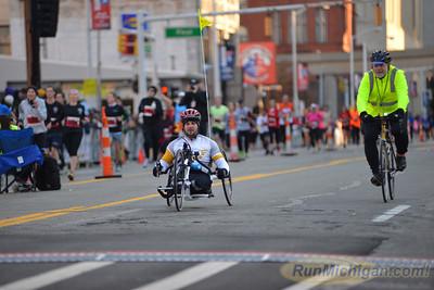 Marathon Finish, Gallery 2 - 2013 Detroit Free Press Marathon