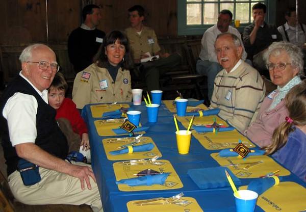 Cub scout banquet