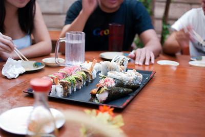 Sushi Cravings!