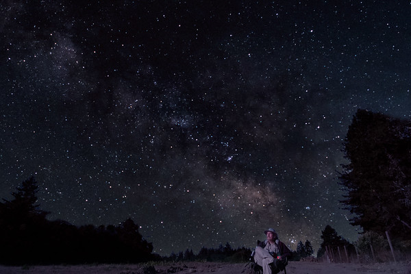 Adventures Under The Night Sky