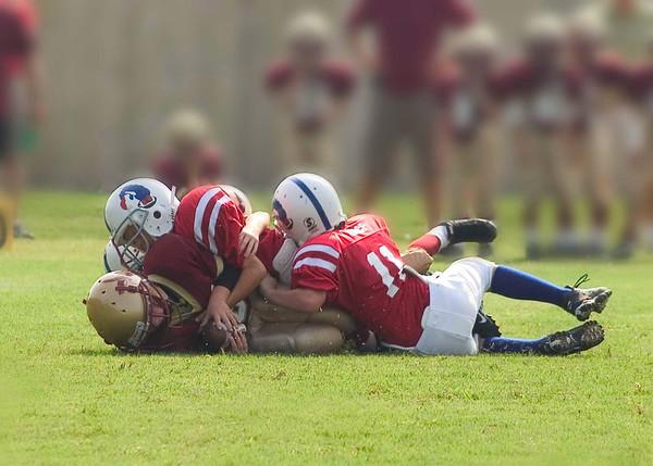Buzzard Football 2006