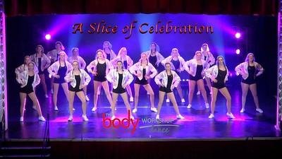 The Body Workshop Dance 'A Slice of Celebration'