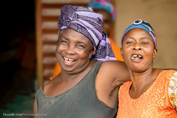 Portraits In Nigeria 1