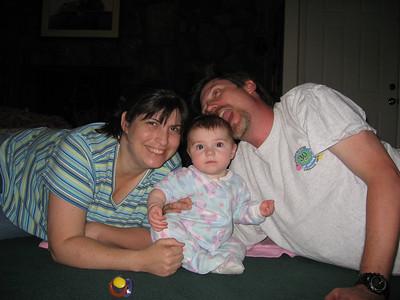 2007 Riley visits
