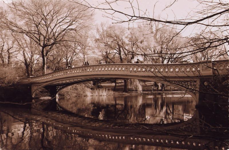 New York City April 2005