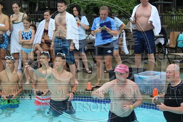 July 18 - Pool Games