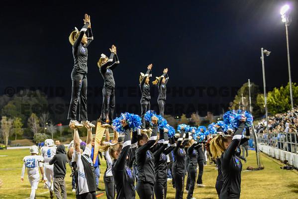 20151127 Villa Park at La Habra-CIF Cheerleaders