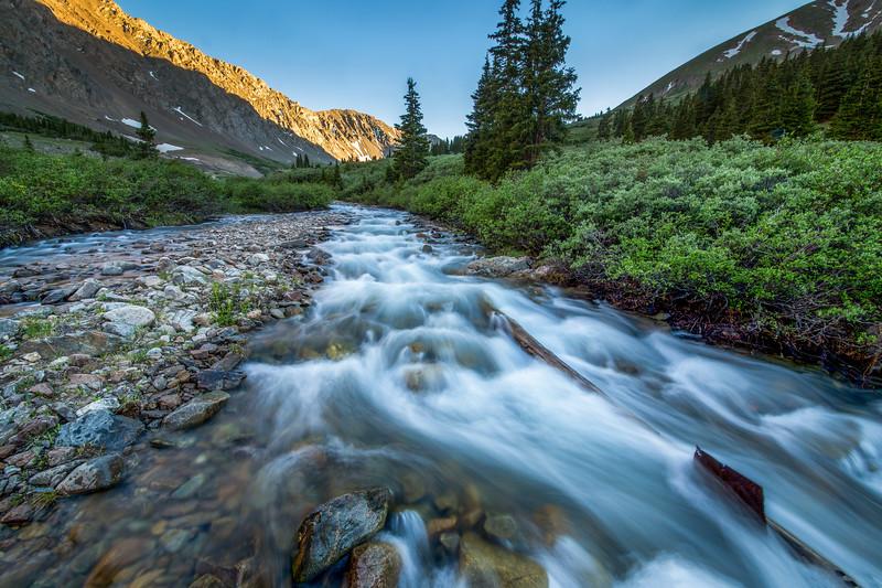 Stevens Gulch Rapids