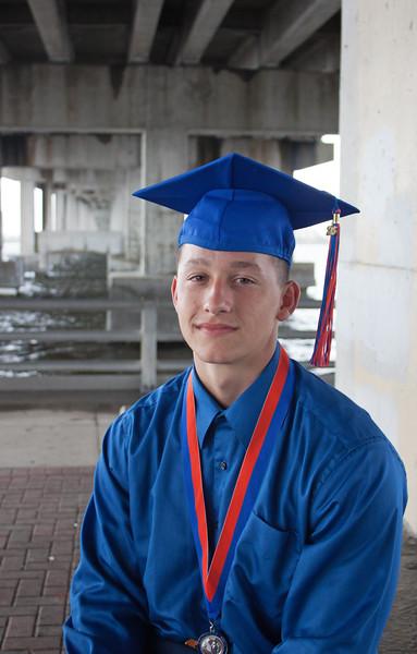 Zach Robert's Graduation Pictures