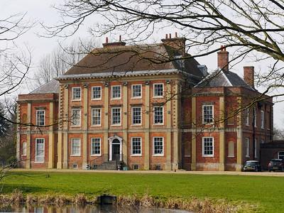 Challoner Chapel, Roman Catholic, Milton Manor, Mill Lane, Milton, Abingdon, OX14 4EN