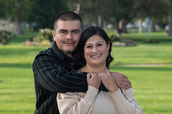 Kelli and Dion's Engagement Shoot Oct 2020